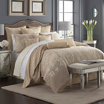 Waterford - Abrielle Comforter Set, King