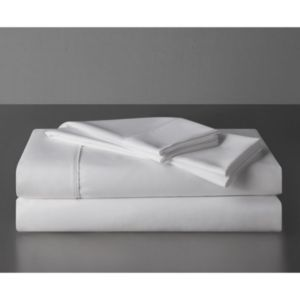 Highline Bedding Co. Sullivan 400TC Sateen Solid Sheet Set, Queen