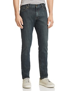 Double Eleven - Slim Fit Jeans in Kaihara