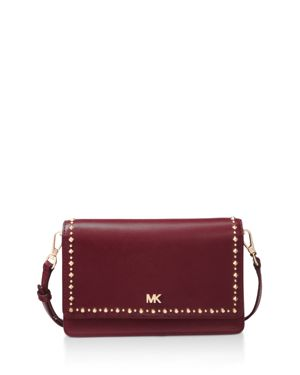 PHONE SMALL LEATHER CROSSBODY