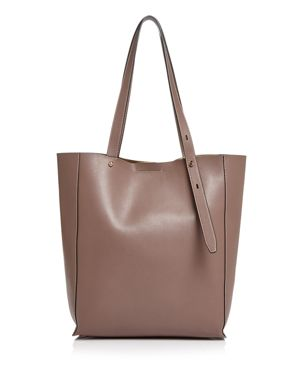STELLA MEDIUM LEATHER TOTE