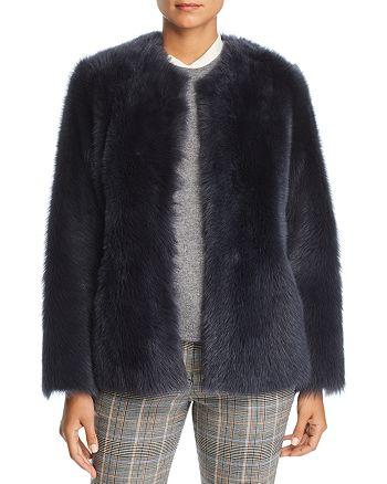 Maximilian Furs - Reversible Lamb Shearling Short Jacket - 100% Exclusive
