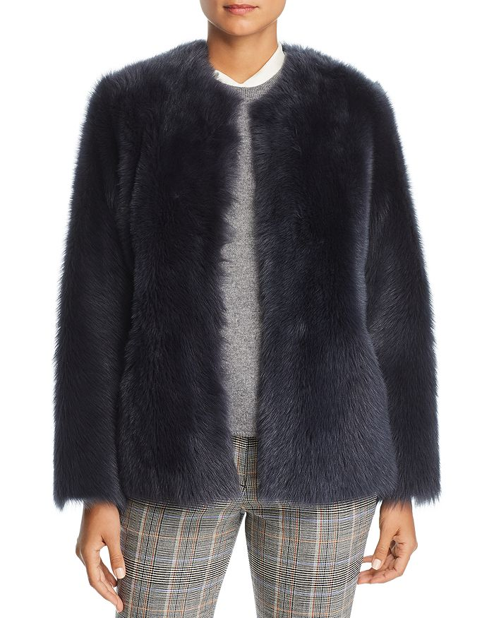 Maximilian Furs - Reversible Lamb Shearling Short Jacket - 100% Exclusive