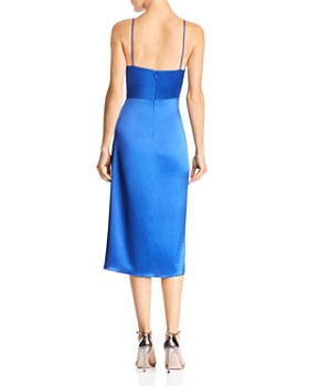 Jill Jill Stuart - Faux Wrap Dress