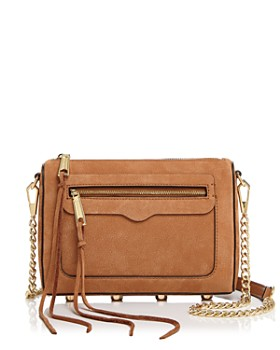 Rebecca Minkoff Avery Medium Leather Crossbody