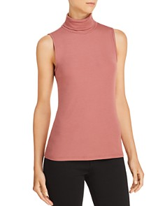 Theory - Wendel Sleeveless Turtleneck Top