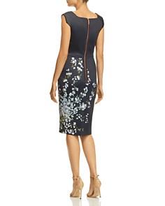 Ted Baker - Lorelea Graceful Floral Scuba Dress - 100% Exclusive