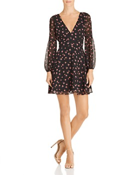 BB DAKOTA - Love In The Afternoon Floral Print Dress