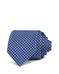 Salvatore Ferragamo Flo Ladybug Silk Classic Tie - Bloomingdale's_0