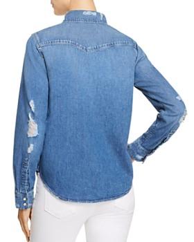 Levi's - Ultimate Western Denim Shirt