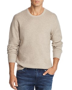 The Men's Store at Bloomingdale's - Tonal Variegated Crewneck Sweater - 100% Exclusive