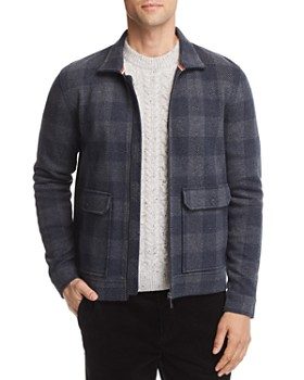 8f1eb84b507e Ted Baker - Chekie Jersey Trucker Jacket - 100% Exclusive ...