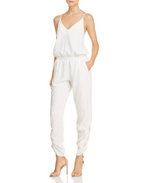 LOWELL RUCHED JUMPSUIT
