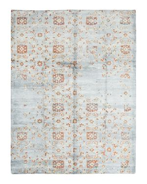 Solo Rugs Modern 10 Hand-Knotted Area Rug, 9' 3 x 12' 1