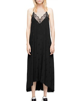 Zadig & Voltaire - Risty Guitar Silk Jacquard Dress