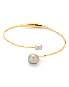 Gorjana Vienna Cultured Freshwater Pearl Bypass Bracelet - Bloomingdale's_0