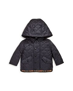 e21f7ed96fc5 Burberry Boys  Tyler Hooded Quilted Jacket - Little Kid