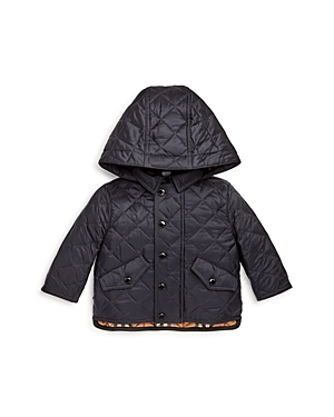 Burberry Boys Ilana Quilted Hooded Jacket  Baby