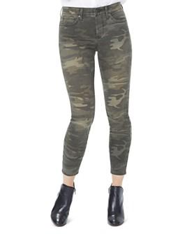 NYDJ - Ami Skinny Ankle Jeans in Camo