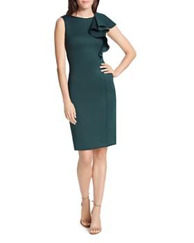 Eliza J - Ruffle-Detail Dress