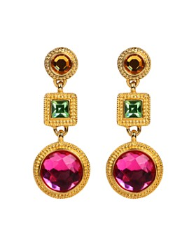 Ben Amun - Multi Color Drop Earrings