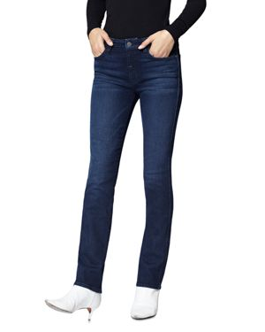 Social High-Rise Skinny Ankle Jeans In Stokholm Blue, Stockholm Blue