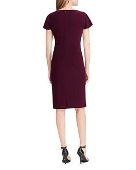 Ralph Lauren - Draped Jersey Dress