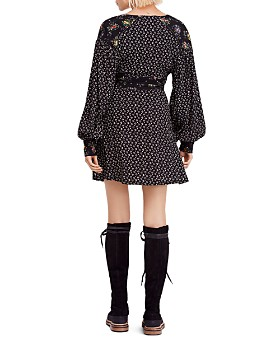 Free People - Wonderland Mini Dress