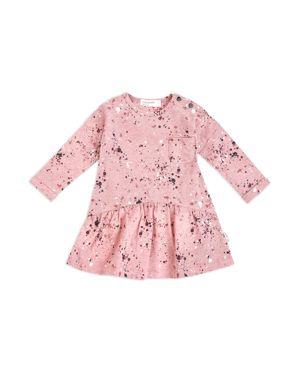 Miles Child Girls' Splatter Jersey Dress - Little Kid