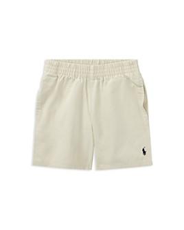 Ralph Lauren - Boys' Stretch-Waist Chino Shorts - Little Kid