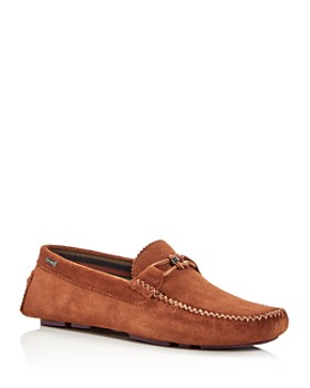 Ted Baker - Men's Akgaro Suede Apron Toe Loafers