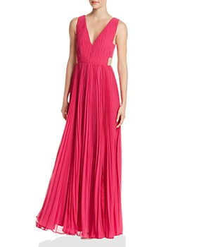 Fame and Partners - The Lexus Chiffon Gown - 100% Exclusive