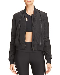 Alo Yoga - Off-Duty Down Bomber Jacket