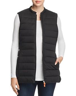Save The Duck - Faux-Fur Lined Packable Vest
