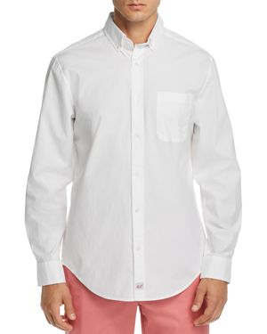 Vineayrd Vines End On End Classic Fit Button-Down Shirt
