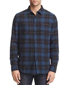 AG - Colton Plaid Regular Fit Flannel Shirt