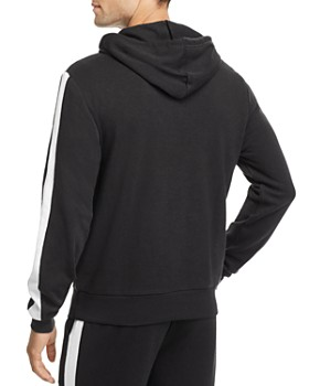 ALTERNATIVE - Stripe-Trimmed Hooded Sweatshirt - 100% Exclusive