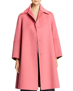 Weekend Max Mara Gabarra Reversible Double-Face Virgin Wool Coat - 100% Exclusive - Bloomingdale's_0