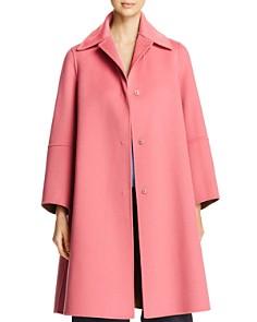 Weekend Max Mara - Gabarra Reversible Double-Face Virgin Wool Coat - 100% Exclusive