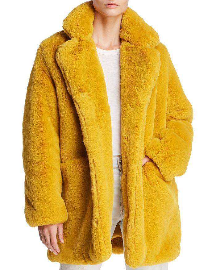 9260d640368 Apparis - Sophie Faux Fur Coat