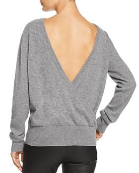 Equipment - Dante V-Back Cashmere Sweater