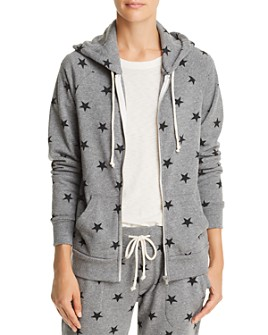 ALTERNATIVE -  Adrian Star Print Hoodie