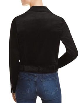 PAIGE - Shanna Corduroy Velvet Jacket - 100% Exclusive