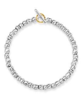 Dodo - Sterling Silver Beaded Bracelet