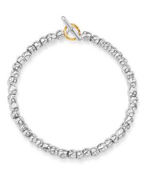 Dodo Sterling Silver Beaded Bracelet