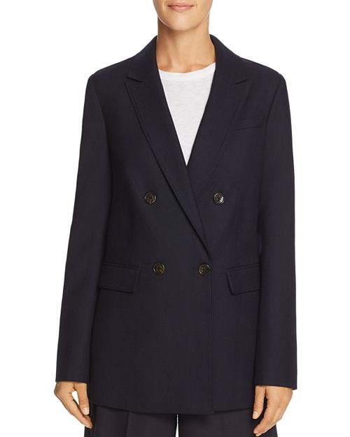 Elizabeth and James - Sterling Double-Breasted Blazer