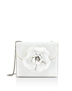 Oscar de la Renta - Mini TRO Leather Crossbody