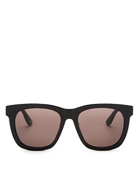 Saint Laurent - Unisex Square Sunglasses, 55mm
