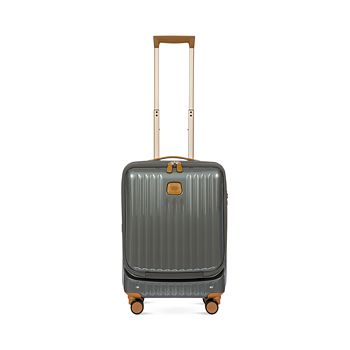 "Bric's - Capri 21"" Carry On Spinner with Pocket"