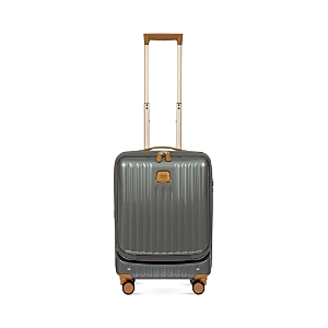 Bric's Capri 21 Carry On Spinner with Pocket